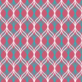 Retro abstract seamless pattern — Stock Vector