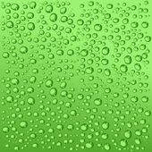 Waterdrop background — Stock Vector
