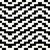 Pixel seamless pattern — Stock Vector