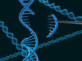 DNA modification — Stock Photo