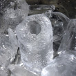 Stock Photo: Tube Ice