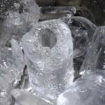 Tube Ice — Stock Photo