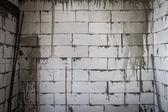 Construction wall texture — Stock Photo
