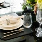 Masa dekorasyonu için yemek vakti — Stok fotoğraf #48558959