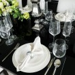 Table decoration for meal time — Foto de Stock   #48559723