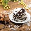 Cake. Christmas collection. — Stock Photo