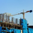 Building construction site — Stock Photo #32063571