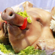 Pig head — Stock Photo #32223671
