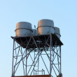Water tank — Stock Photo