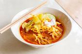 Khao soi thai food — Stock Photo