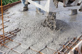 Cement for house construction — Stock Photo