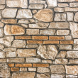 Stone wall pattern background — Stock Photo #40574123