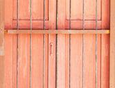房子旧木窗口模式 — 图库照片