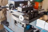 Makine denetim fabrikası — Stok fotoğraf