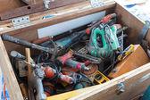 Tools for carpenter — ストック写真