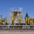 People's friendship fountain — Stock Photo #32993883
