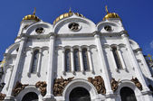 Temple of Christ the Savior — Stock Photo