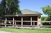 Dom w miejscowości — Zdjęcie stockowe
