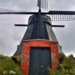 An old windmill located in Denmark — Stock Photo