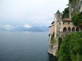 Lago Maggiore in Italy — Stock Photo