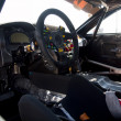 Постер, плакат: The cockpit of a McLaren GT MP4 12c