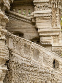 Postman Chevals Ideal Palace in Hauterives, Drome, France — Stock Photo