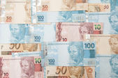 Brazilian Currency - Real — Stock Photo