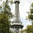Stock Photo: Petrin Lookout Tower, Prague - Czech Republic