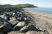 Greystone's Beach, Ireland — Stock Photo