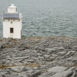 Stock Photo: Blackhead Lighthouse in Burren, Co.Clare - Ireland