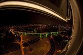 Florianópolis at Night, Santa Catarina - Brazil — Stock Photo