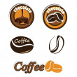 Coffee stylize — Stock Vector