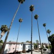 Stock Photo: Residential areof Los Angeles