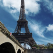 Eiffel tower — Stock Photo #32419917