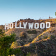 segno di Hollywood — Foto Stock