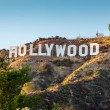 Hollywood-Schild — Stockfoto