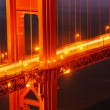 Golden Gate Brücke — Stockfoto