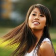 Beautiful young asian woman — Stock Photo #32422475