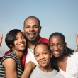 Happy family — Stock Photo #32422817