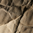 Old crumpled cardboard texture — Stock Photo #32424889