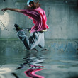 Modern dance — Stock Photo
