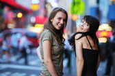 New Yourk City Girls — Stockfoto