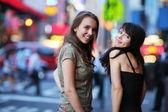 New Yourk City Girls — Stock Photo