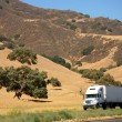 truck on freeway — Stock Photo #32904655