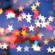 Blurred holiday background — Stock Photo