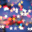 Stock Photo: Blurred holiday background