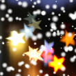 Blurred holiday background — ストック写真