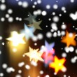 Blurred holiday background — Stockfoto