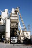 Fábrica de cemento — Foto de Stock
