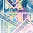 US Banknotes — Stock Photo